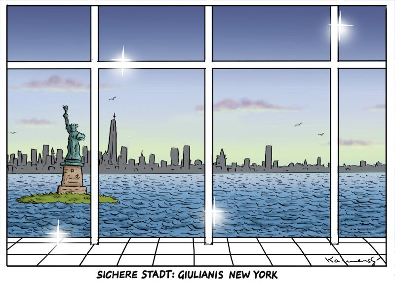 """Der Giuliani-Plan"""